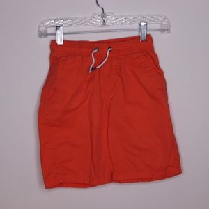 Cat & Jack Canvas Shorts Sz M 8/10
